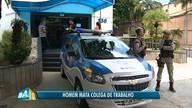 Homem mata colega de trabalho durante discussão em clínica na Pituba
