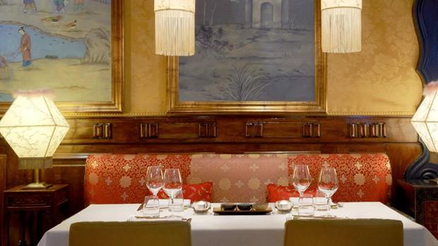 The Westin Palace. localizado em Madrid, a gin tônica preparada por Cándido é algo inesquecível. No verão de 2011, a bebida virou um verdadeiro 'hit' (Foto: Divulgação)