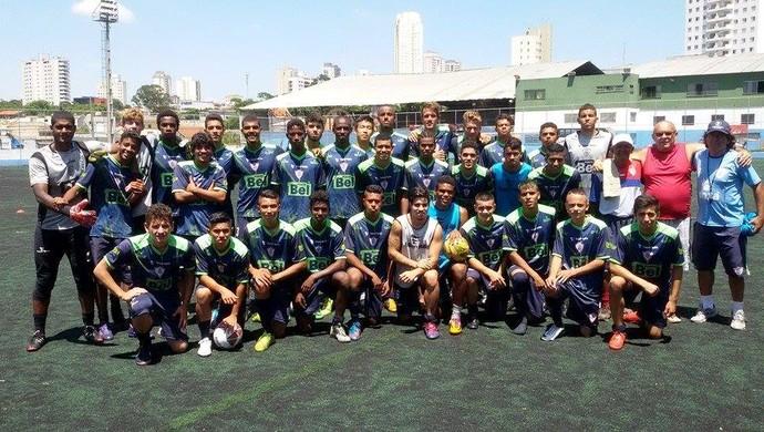 Itabaiana tem lista de 30 jogadores para a Copa SP (Foto: Beto Silveira)