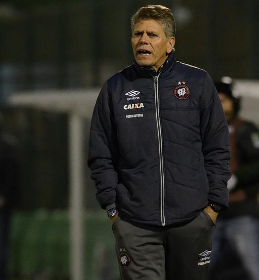 dentro do esperado (Site oficial do Atlético-PR/Gustavo Oliveira)