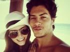 Giovanna Lancellotti retribui declaração de namorado