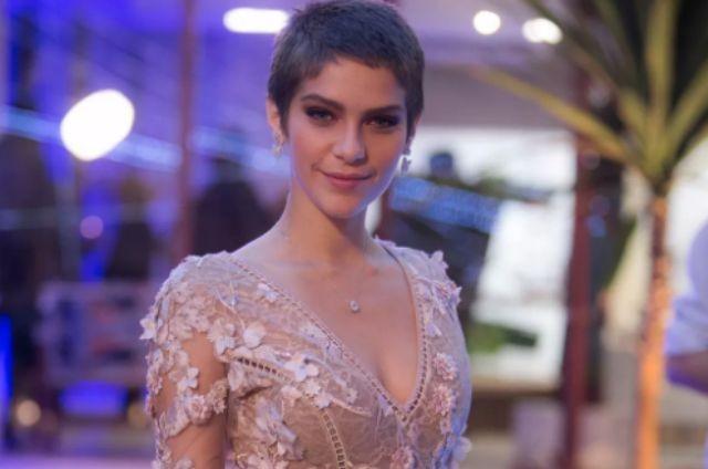 Isabella Santoni, a Letícia de 'A lei do amor' (Foto: TV Globo)