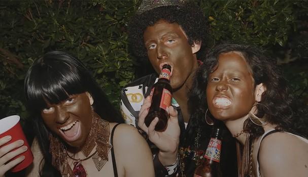Blackface (Foto: Reprodução Dear White People)