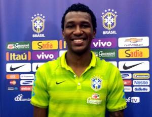 Douglas Coutinho - brasil sub21 (Foto: Felipe Schmidt)