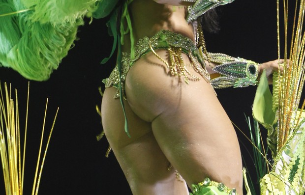 Graciele Lacerda (Foto: Isac Luz / EGO)