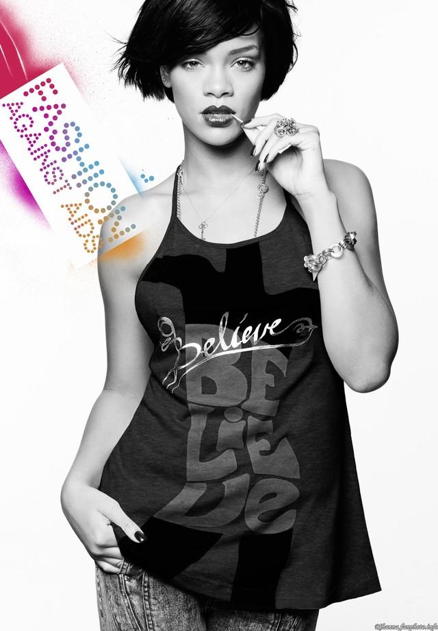 Fashion Against AIDS da H&M (Foto: Divulgação)