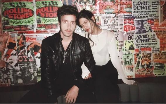 Antonia Morais e o namorado Wagner Santisteban (Foto: Reprodução / Instagram)