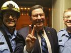 Três prefeitos ficam presos em elevador de hotel nos EUA