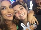 Ivete Sangalo festeja vitória de Wagner Barreto no 'The Voice Kids'