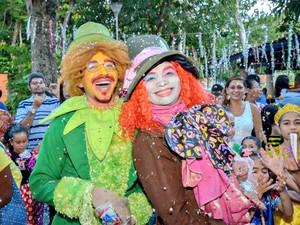 Bailinho Infantil de Carnaval (Foto: Ingrid Anne/Manauscult)