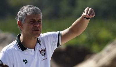 peter, fluminense, CT (Foto: Nelson Perez/Fluminense FC)