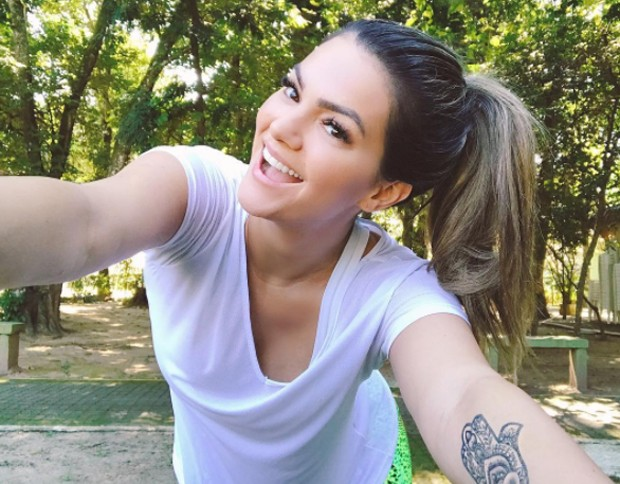 Kelly Key (Foto: Reprodução/Instagram)