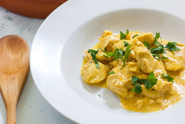Frango ao Curry Light (Foto: Thinkstock)