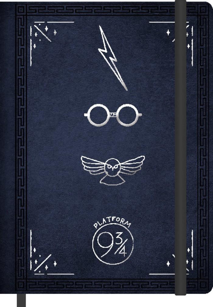 Caderneta de Harry Potter (Foto: Divulgação)
