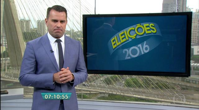 Confira compromissos de candidatos à prefeitura da capital na quarta-feira (21)