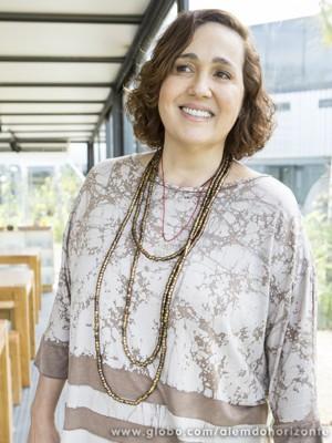 Claudia Jimenez diz que aprendeu a valorizar as coisas simples da vida (Foto: Felipe Monteiro/ TV Globo)