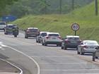 Mogi-Bertioga registra tráfego intenso no sentido Mogi, diz DER