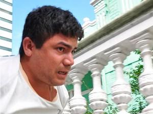Thiago Felipe Rodrigues Pereira foi inocentado da acusação de matar Francinildo Cordeiro, assassinado em 2008 na zona Oeste de Natal  (Foto: Adriano Abreu/Tribuna do Norte)