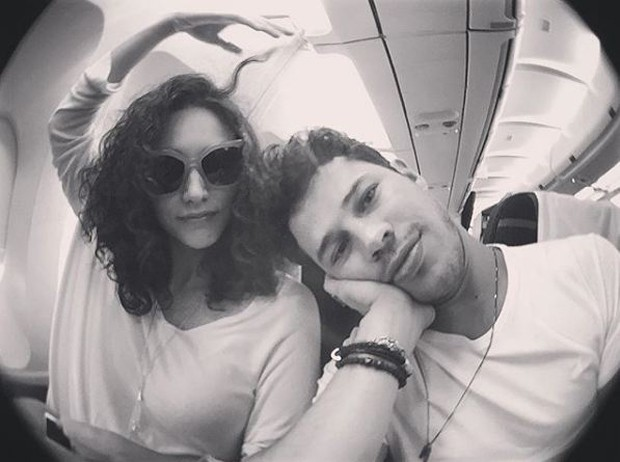 Débora Nascimento e José Loreto (Foto: Reprodução/Instagram)