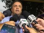 Lava Jato colocará política brasileira em novo patamar, diz Aécio em MS