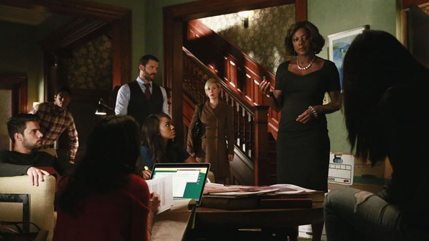 "HOW TO GET AWAY WITH MURDER - ""It's All My Fault"" - Wes, Connor, Michaela and Laurel may have dug themselves in too deep a hole for Annalise to save them, and the shocking truth about Lila's murder is finally revealed, on the season finale of ""How to Get  (Foto: ABC)"