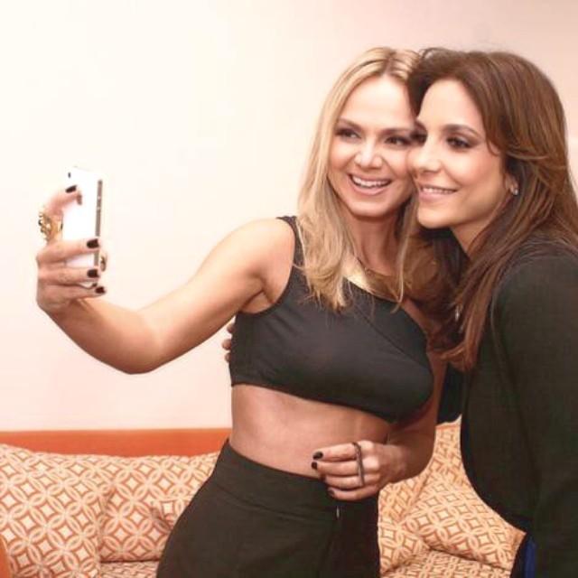 Eliana e Ivete Sangalo (Foto: Reprodução/Instagram)