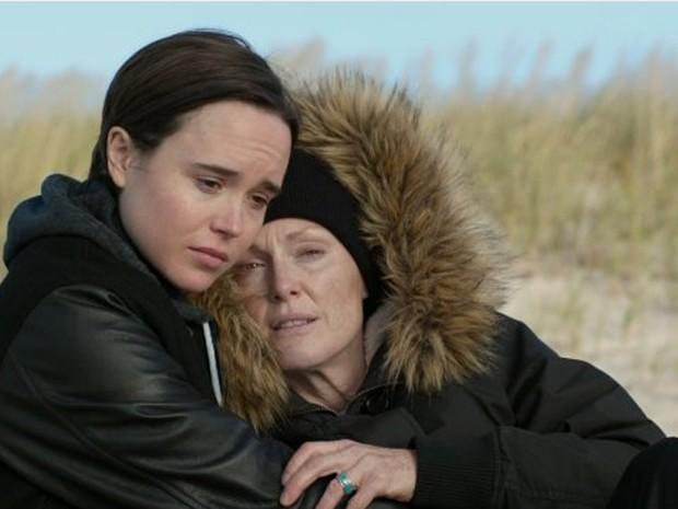 Ellen Page e Julianne Moore em 'Amor por direito' (Foto: Divulgação)