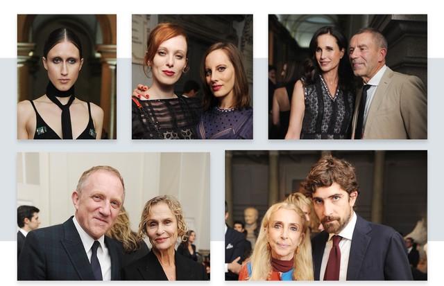 Jantar de 50 anos da Bottega Veneta (Foto: Reprodução)