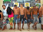 Polícia Civil prende 32 pessoas durante uma operação em Rio Branco