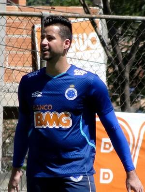 Fabio cruzeiro treino (Foto: Gabriel Duarte)