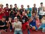 Terenos recebe abertura do circuito estadual de boxe no fim de semana