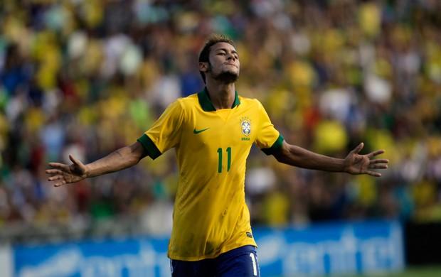 neymar brasil x bolivia (Foto: Reuters)