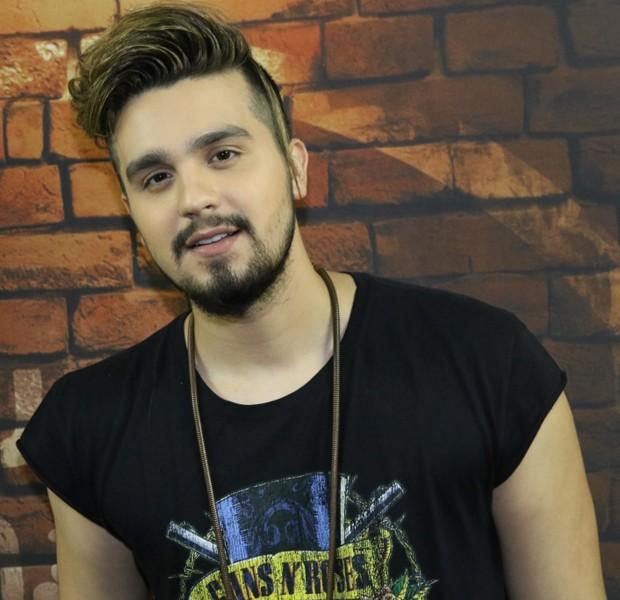 Luan Santana (Foto: Daniel Janssens/Divulgação)