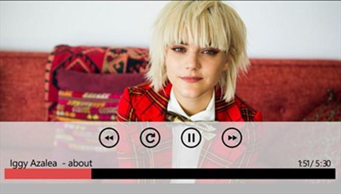 Client for FLV é um aplicativo capaz de rodar vídeos da Internet em FLV (Foto: Divulgação/Windows Store)