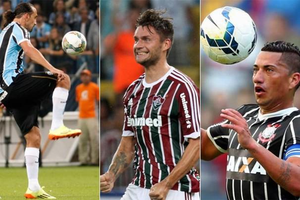 Grêmio enfrenta o Fluminense e o Timão estreia na Arena Corinthians neste domingo, dia 18 (Foto: globoesporte.com)