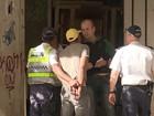 Invasores de hotel atiram pedras, e Detran amplia bloqueio até W3 Norte