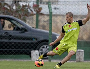 nei vasco treino (Foto: Marcelo Sadio / Vasco.com.br)