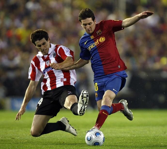 Messi primeiro título 2009