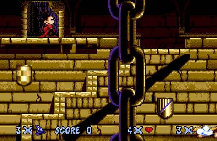 Fantasi no Mega (Foto: Reprodução/RetroGaming)