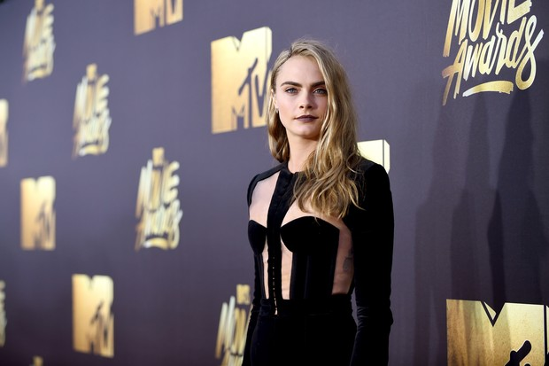 Cara Delevingne (Foto: Emma McIntyre / GETTY IMAGES NORTH AMERICA / AFP)