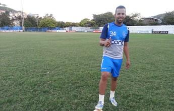 Atacante Weltinho revela acerto com Brasil-Far para jogar a Série B gaúcha