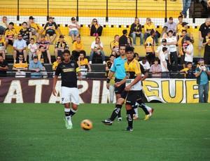 Criciúma x Botafogo (Foto: João Lucas Cardoso)