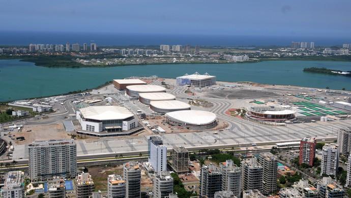 Parque Olímpico das Olimpíadas do Rio 2016 (Foto: André Durão)