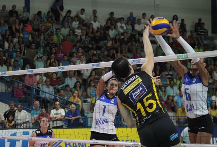 Praia Clube Pinheiros Superliga Feminina Natasha (Foto: Praia Clube/Divulgação)