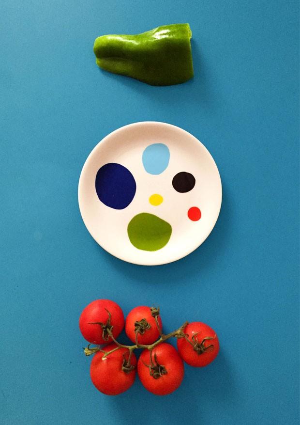 Estampas geométricas coloridas: 17 ideias para adotar na moda e no décor (Foto: Reprodução)