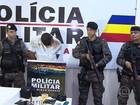 Suspeitos são detidos por tentativa de roubo em Belo Horizonte