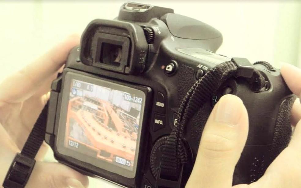 Inscrições para curso gratuito de fotografia em João Pessoa são até a sexta-feira (Foto: Prefeitura de Cordeirópolis/Arquivo)