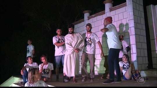 Encenação da 'Paixão de Cristo' reúne mais de 300 atores em Cuité, na Paraíba