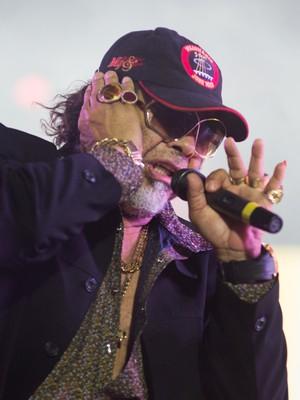 Morre o cantor sertanejo José Rico, que fazia dupla com Milionário (Érico Andrade/G1)