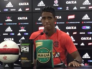 Gabriel Flamengo (Foto: Gustavo Rotstein)